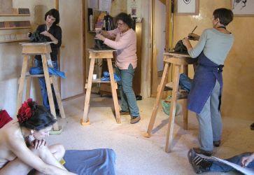 Stage de dessin et modelage à l'atelier.jpg