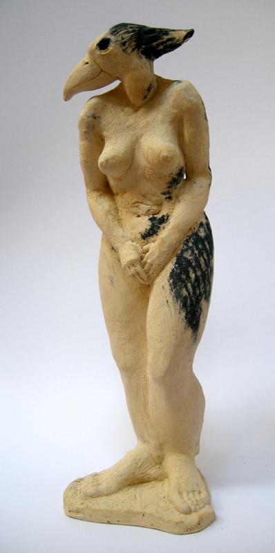 Femme ordinaire ht 43 X 13 X 14 cm