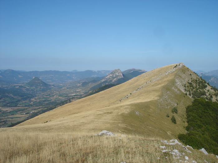 La montagne alentour