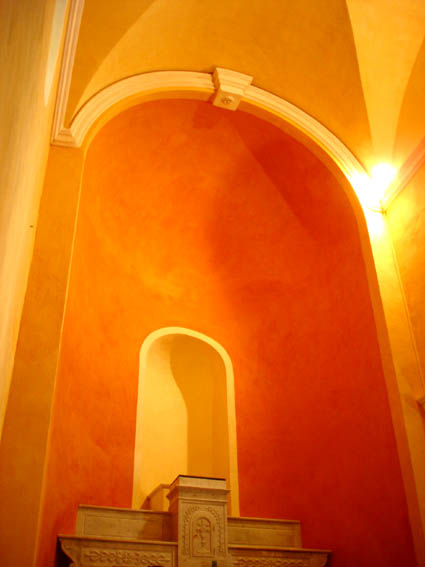 transept